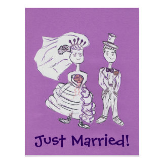 Just Married! Posters