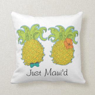 Just Maui'd Pillow