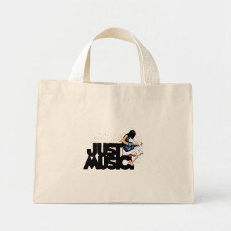 Just Music Mini Tote Bag