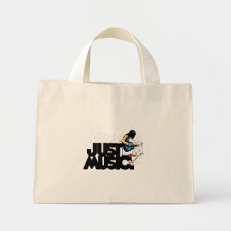 Just Music Tote Bags