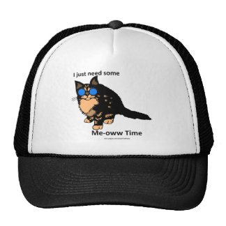 Just Need Some Meow Time Cap