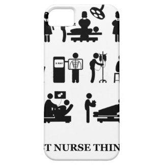 Just Nurse Things iPhone 5 Case