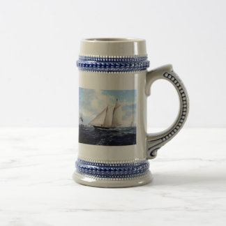Just of the South coast of England Beer Stein