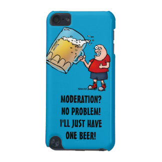 Just One BIG Beer Funny iPod Case