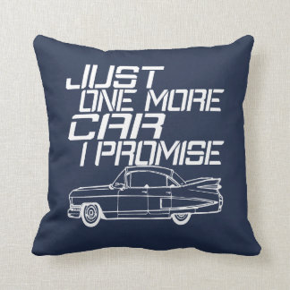 JUST ONE MORE CAR CUSHION