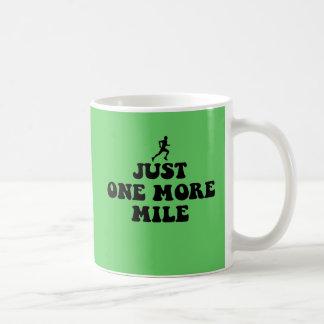 Just one more mile mug