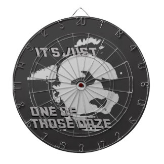 Just One of those Daze - Dartboard
