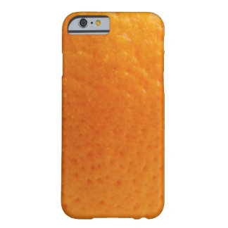 Just Orange Barely There iPhone 6 Case