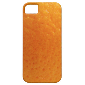 Just Orange iPhone 5 Cover
