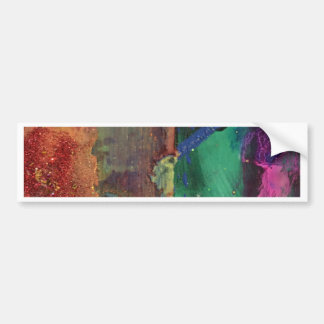 Just Paint Bumper Sticker