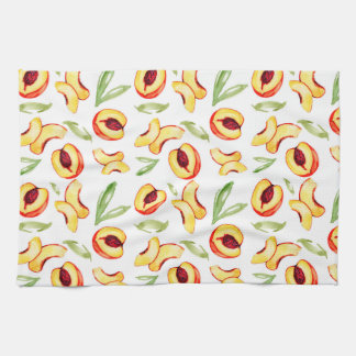 Just Peachy Kitchen Towel