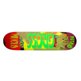 just plain nasty skateboards
