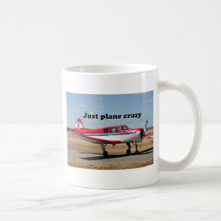 Just plane crazy: Yak aircraft Coffee Mug