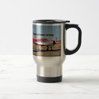 Just plane crazy: Yak aircraft Travel Mug