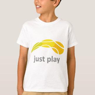 Just Play Tennis T-Shirt