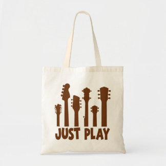 JUST PLAY BUDGET TOTE BAG