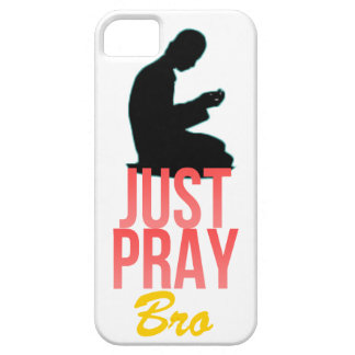 Just pray Bro iPhone 5 Covers