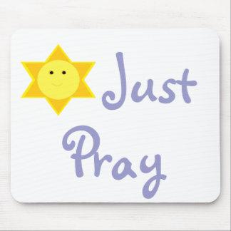 JUST PRAY MOUSEPAD