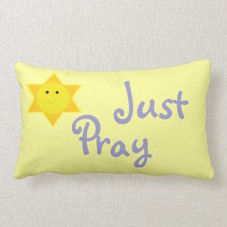 JUST PRAY PILLOW