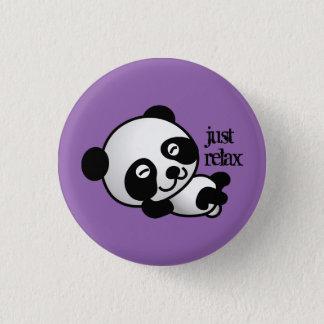 Just Relax Panda Button