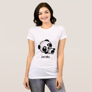 Just Relax Panda Shirt