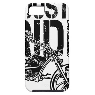 JUST RIDE iPhone 5 CASES