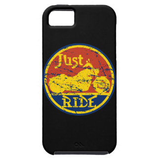 Just Ride Motorcycle iPhone4 Case and Cover