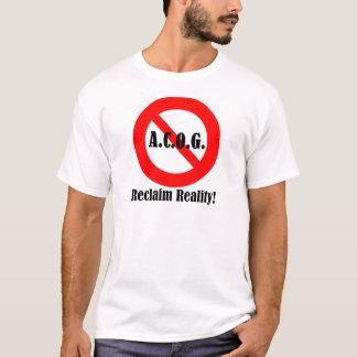 """Just say """"No"""" to ACOG! T-Shirt"""