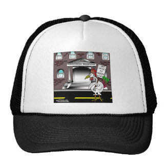 Just say No To Chicken Soup Trucker Hat