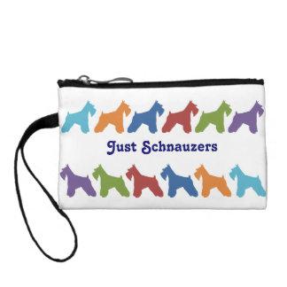 Just Schnauzers Coin Wallet