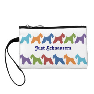 Just Schnauzers Coin Wallet