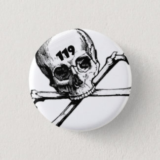 just-skull button