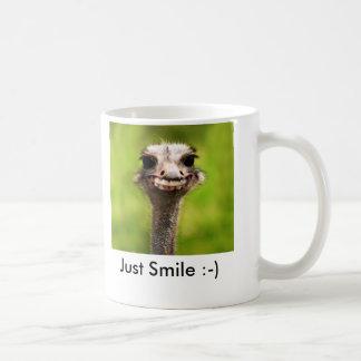 Just Smile :-) Coffee Mug