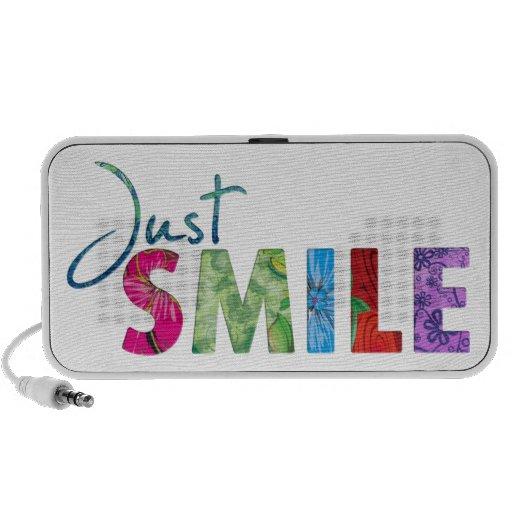 Just Smile PC Speakers