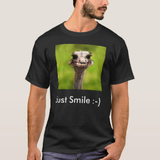 Just Smile :-) T-Shirt