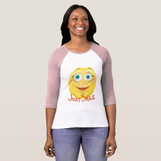 Just Smile :) T-Shirt