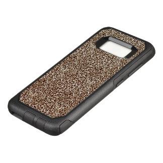 Just Snow Leopard OtterBox Commuter Samsung Galaxy S8 Case