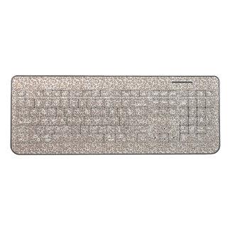 Just Snow Leopard Wireless Keyboard