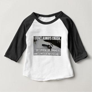 Just Snowmobiles Merch Baby T-Shirt