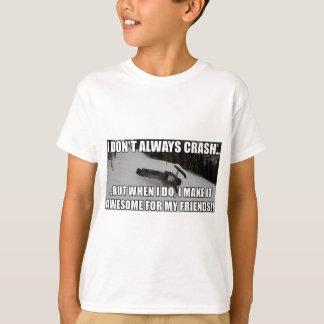 Just Snowmobiles Merch T-Shirt