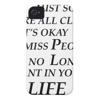 just so we're all clean  it's  okay   to  miss peo iPhone 4 cover