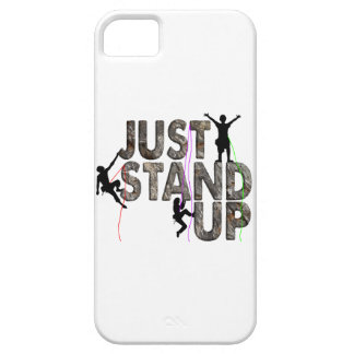 Just Stand Up iPhone 5 Case
