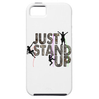 Just Stand Up iPhone 5 Covers