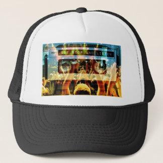 Just Stop And Listen NOW Trucker Hat