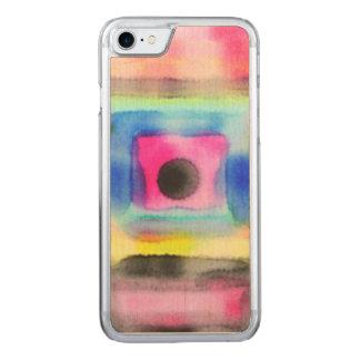 Just strange pattern carved iPhone 8/7 case
