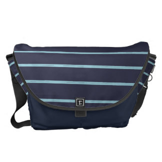 Just Stripe Messenger Bags