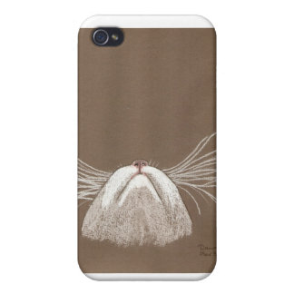 Just the Cat s Whiskers Case For iPhone 4