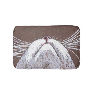 JUST THE CATS WHISKERS BATH MATS