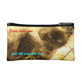 Just the Way You Are Cosmetic Bag