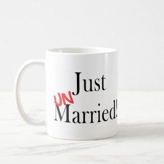 Just Unmarried Coffee Mug